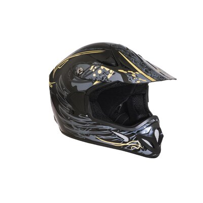 Fuel Helmets Off Road Helmet