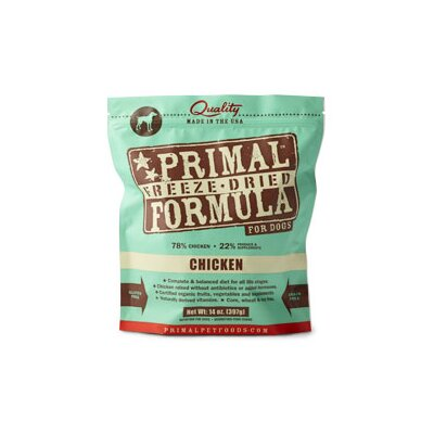 Freeze-Dried Chicken Formula Dog Treat