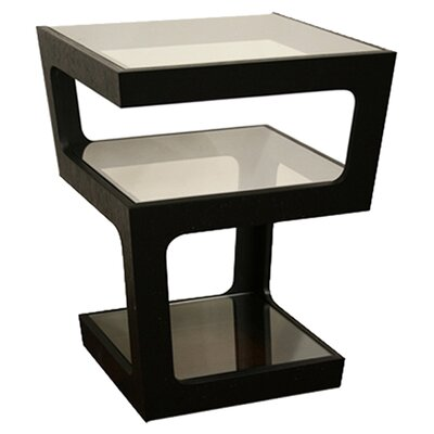 <strong>Wholesale Interiors</strong> Baxton Studio Clara End Table