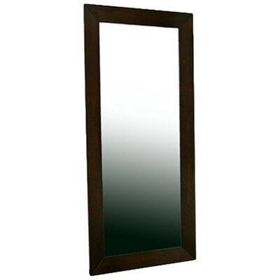 Wholesale Interiors Baxton Studio Daffodil Floor Mirror