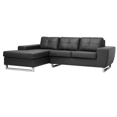 Baxton Studio Corbin Sectional