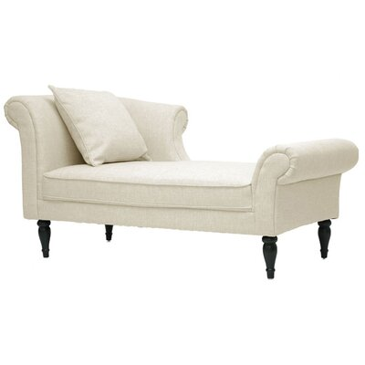 Wholesale Interiors Lucille Chaise Lounge