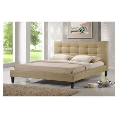 <strong>Wholesale Interiors</strong> Baxton Studio Quincy Platform Bed