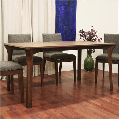 Wholesale Interiors Baxton Studio Mier 5 Piece Dining Set