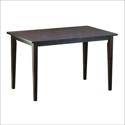 Wholesale Interiors Baxton Studio Polly Dining Table