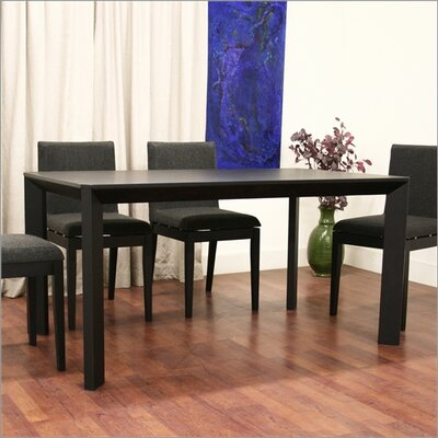 Wholesale Interiors Baxton Studio 5 Piece Dining Set