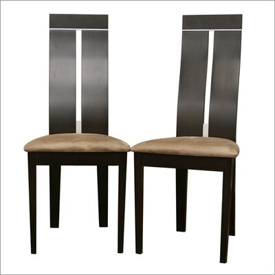 Wholesale Interiors Baxton Studio Magness Side Chair (Set of 2)