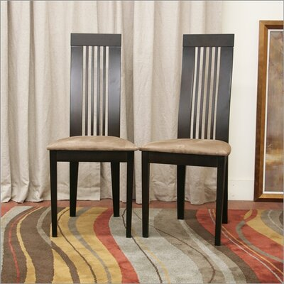 Wholesale Interiors Baxton Studio Farrington Side Chair (Set of 2)