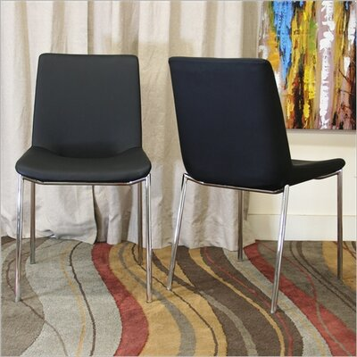 Wholesale Interiors Baxton Studio Fletcher Side Chair (Set of 2)