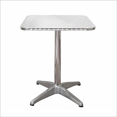 Wholesale Interiors Baxton Studio Inox Dining Table