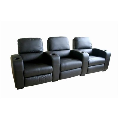 Barnardine Home Theater Recliner (Row of 3)