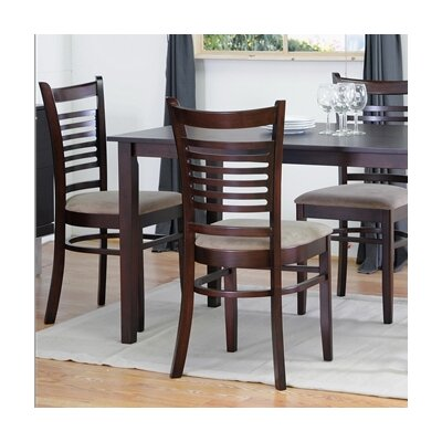 Baxton Studio Cathy Side Chair (Set of 2)
