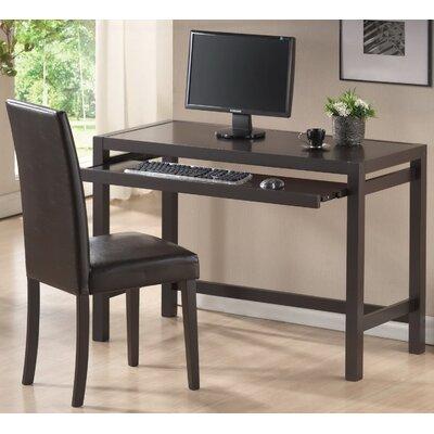Studio Mesa Computer Desk and Parson Chair Set & Reviews | Wayfair