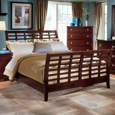 Wholesale Interiors Baxton Studio Barton Slat Bed