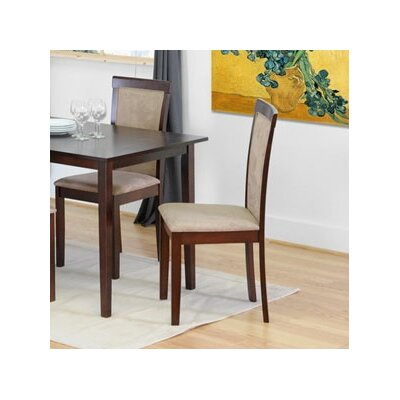 Wholesale Interiors Baxton Studio Side Chair (Set of 2)