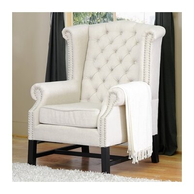 Wholesale Interiors Baxton Studio Wing Chair