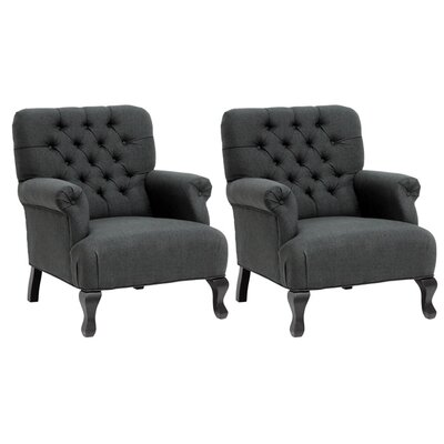 Wholesale Interiors Baxton Studio Chair (Set of 2)
