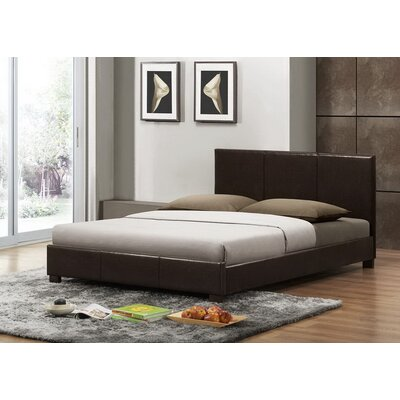 Wholesale Interiors Baxton Studio Pless Platform Bed