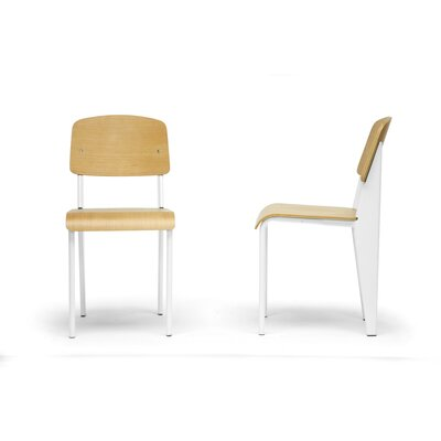 Wholesale Interiors Baxton Studio Langsam Side Chair (Set of 2)