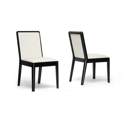 Wholesale Interiors Baxton Studio Maeve Side Chair (Set of 2)
