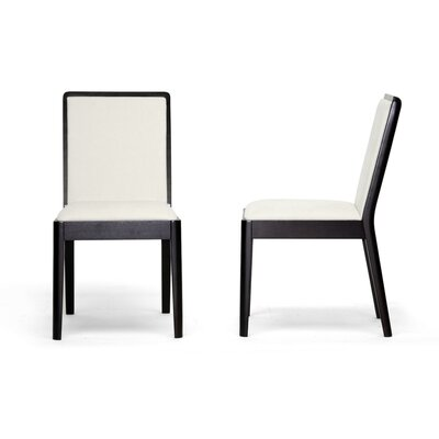 Wholesale Interiors Baxton Studio Maeve Side Chair