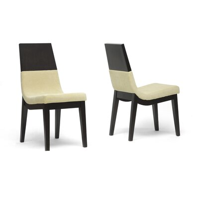Wholesale Interiors Baxton Studio Prezna Side Chair (Set of 2)