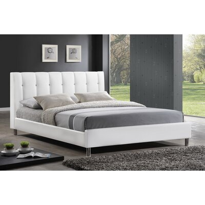 Wholesale Interiors Baxton Studio Vino Platform Bed