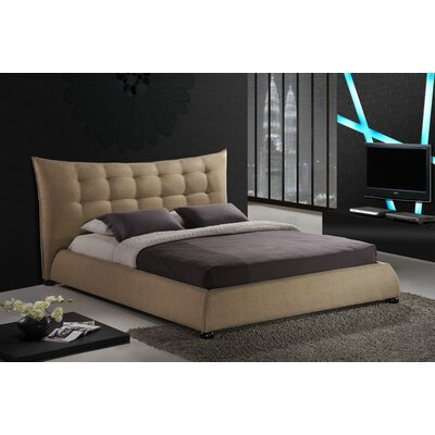 Wholesale Interiors Baxton Studio Marguerite Platform Bed