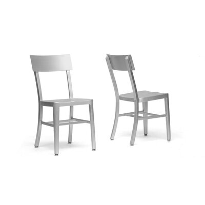 Wholesale Interiors Baxton Studio Helios Side Chair (Set of 2)