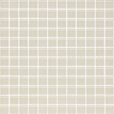 Cristezza Select Glass Tile in Light Taupe