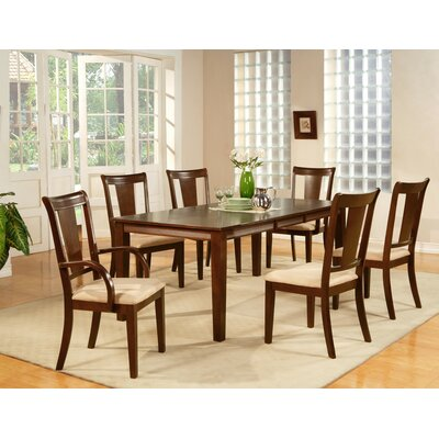 Canton dining table wayfair for Table 6 in canton