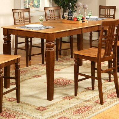 Wooden Importers Logan Counter Height Dining Table
