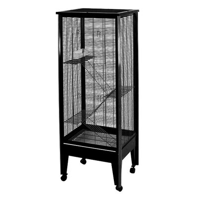 A&E Cage Co. Medium 4-Level Small Animal Cage