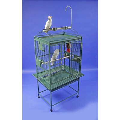 A&E Cage Co. Large Play Top Bird Cage