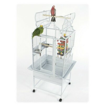 A&E Cage Co. Small Victorian Top Bird Cage