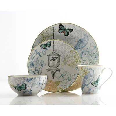 Bergerac 16 Piece Dinnerware Set