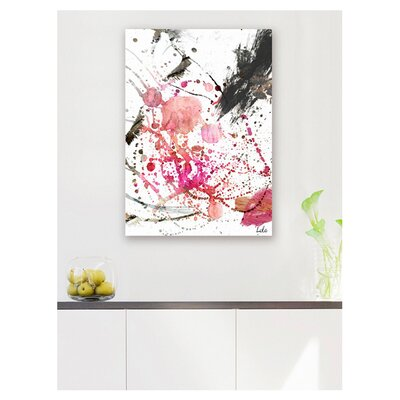 "Oliver Gal ""Dawn of Times"" Canvas Art Print"