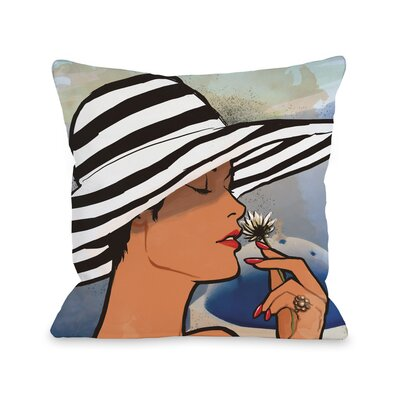 Summer in Mykonos Pillow