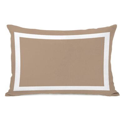 Samantha Simple Square Pillow