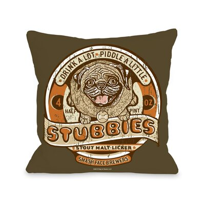 Doggy D�cor Stubbies Pillow