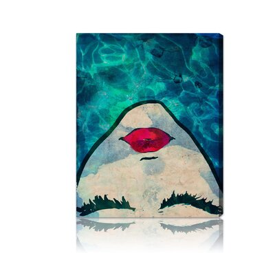 Oliver Gal ''Watercoveted'' Canvas Wall Art