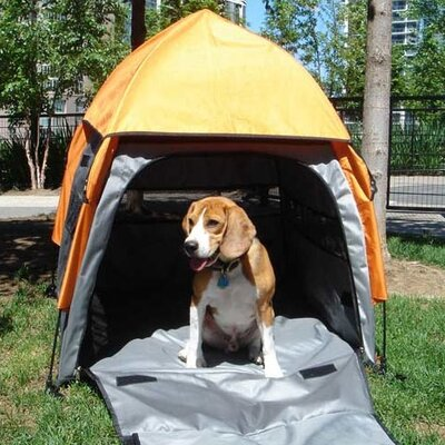 PetEgo Umbrella Tent Yard Kennel