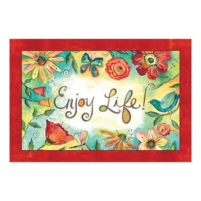 Enjoy Life Doormat