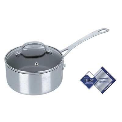 Kevin Dundon Nonstick Sauce Pan with Lid