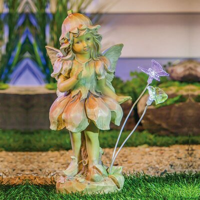 New Creative Petal Fairies Sunshine Days Fairy Statue