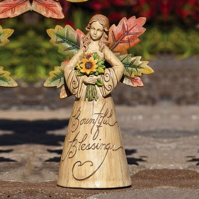 New Creative Bountiful Blessings Angel Statue