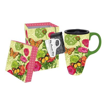 Botanica Latte Travel Mug