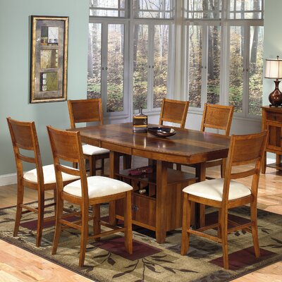 Progressive Furniture Inc. Soho 7 Piece Coutner Height Dining Set