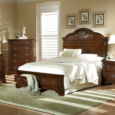 Progressive Furniture Inc. Sheraton Storage Bedroom Collection