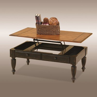 Progressive Furniture Inc. Country Vista Coffee Table with Lift Top
